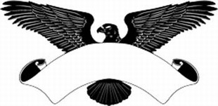 American Eagle decal 7