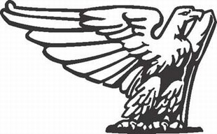 American Eagle decal 9