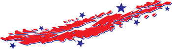 stars and stripes decal 63