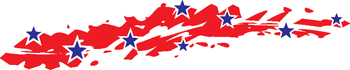 stars and stripes decal 72