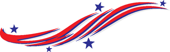 stars and stripes decal 74