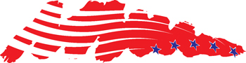 stars and stripes decal 150