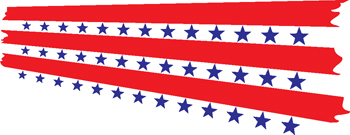 stars and stripes decal 149