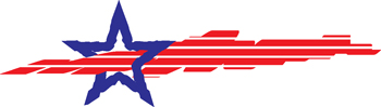 stars and stripes decal 148