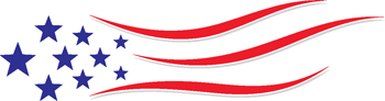 stars and stripes decal 123