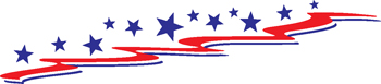 stars and stripes decal 122