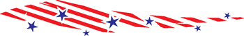 stars and stripes decal 115