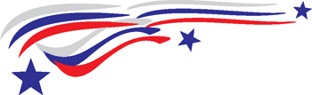 stars and stripes decal 108