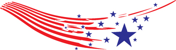stars and stripes decal 234