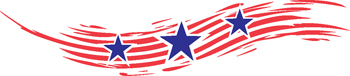 stars and stripes decal 237