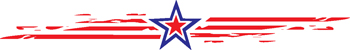 stars and stripes decal 242