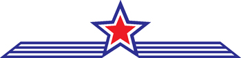 stars and stripes decal 250