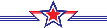 stars and stripes decal 254