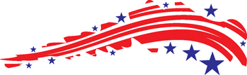 stars and stripes decal 268