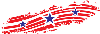 stars and stripes decal 274