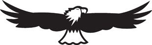Eagle decal 2