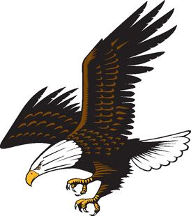 Eagle decal 1
