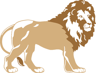 Lion decal 1