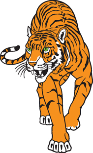 Tiger decal 1