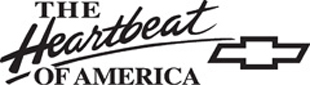 Chevy Heartbeat Decal