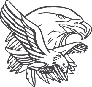 Eagle 23 decal