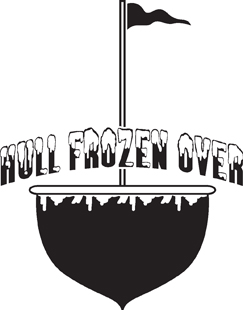 Hull Frozen Over