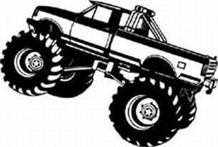 Big Truck Cars And Trucks CARS TRUCKS Decals Custom - Truck decals custom