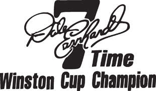 Dale Winston Cup 7 decal