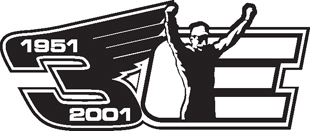 Dale Earnhardt 3 Legacy 1951-2001 decal