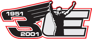 Dale Earnhardt Legacy 1951-2001 decal