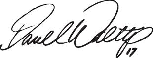 Darrell Waltrip Signature decal