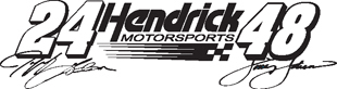 Hendrick Motorsports decal