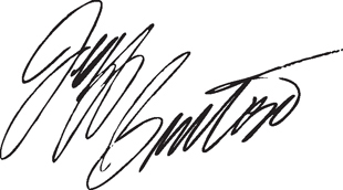 Jeff Burton Signature decal