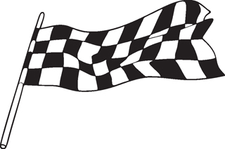 Checkered Flags 10