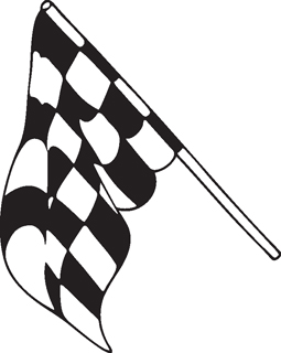 Checkered Flags 16