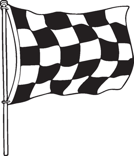 Checkered Flags 23