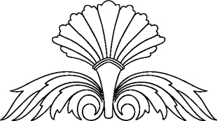 Shell Fan Pattern 25
