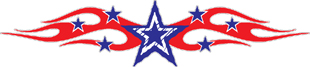 American Star decal 25