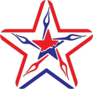American Star decal