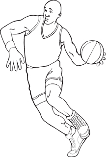 Basketball Player12