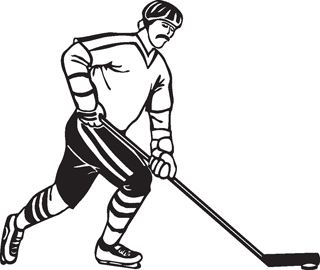 Hockey Player3