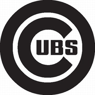 Chicago Cubs decal 2