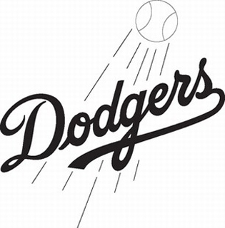 Dodgers decal