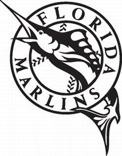 Florida Marlins decal