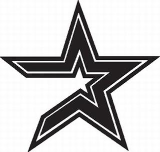 Houston Astros decal