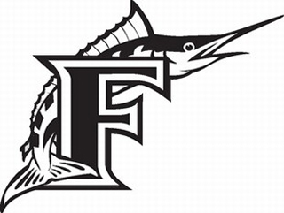 Florida Marlins decal 2