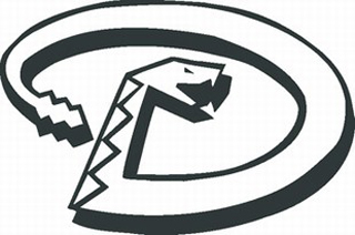 Arizona Diamondbacks decal 99