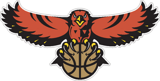 Atlanta Hawks decal