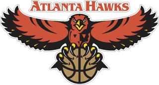 Atlanta Hawks decal 99