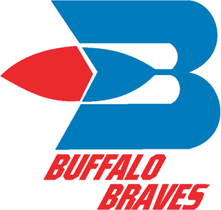 Buffalo Braves decal